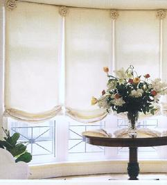 custom window treatments, home accent